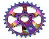 Colony BMX Blaster Sprocket (Chris James) (Rainbow) (28T)