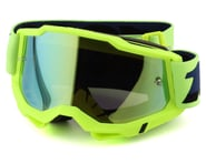 100% Accuri 2 Goggles (Fluo Yellow) (Mirror Gold Lens) | product-related