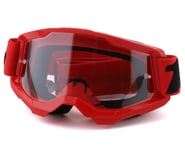 100% Strata 2 Goggles (Red) (Clear Lens) | product-related