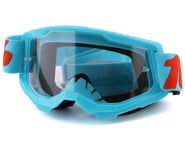 100% Strata 2 Goggles (Summit) (Clear Lens) | product-related