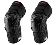 100% Surpass Knee Guards (Black) | product-related