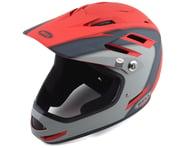 Bell Sanction Helmet (Crimson/Slate/Dark Grey) | product-related
