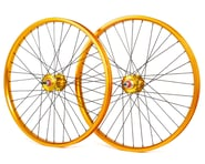 """Black Ops DW1.1 24"""" Wheels (Gold/Black/Gold) 