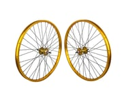 """Black Ops DW1.1 26"""" Wheels (Gold/Black/Gold) 