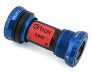 Box Two Alloy External Sealed Bearing Bottom Bracket (24mm) (Blue) | product-related