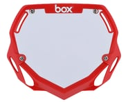 Box Two Number Plate (Red)   product-also-purchased