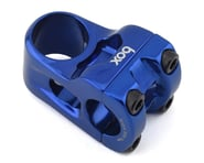 """Box Two Hollow Mini Stem (1"""") (+/- 0°) (22.2mm Clamp) (Blue) 