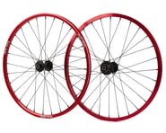 Box One Stealth Expert BMX Wheelset (20 x 1-1/8) (Red) | product-related