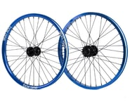 Box Three BMX wheelset (20 x 1.75) (Blue) | product-related