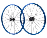 Box Three BMX Wheelset (20 x 1-1/8) (Blue) | product-also-purchased