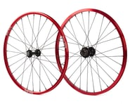 Box Three BMX wheelset (20 x 1-1/8) (Red) | product-related
