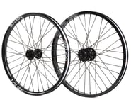 """Box Three BMX Wheelset with Rear Disc Hub (406mm) (20"""") (Black) 