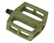 BSD Safari PC Pedals (Reed Stark) (Surplus Green) | product-related