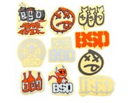 BSD Sticker 10 Pack (2021) | product-also-purchased