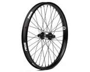 BSD Swerve Aero Pro Front Wheel (Black) | product-related