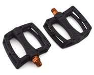 Colony Fantastic Plastic Pedals (Black/Copper) (Pair) | product-related