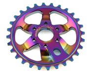 Colony BMX Blaster Sprocket (Chris James) (Rainbow) (28T) | product-also-purchased