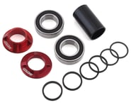 Colony Mid Bottom Bracket Kit (Dark Red) (22mm) | product-also-purchased
