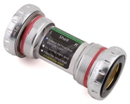 Crupi Precise Tiramic External Euro Bottom Bracket (Silver) (24mm) | product-related
