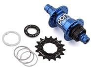 Crupi Quad Rear Hub (Blue) (36H) (10mm) | product-related