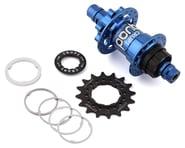 Crupi Quad Rear Disc Brake Hub (Blue) (36H) (10mm) | product-related