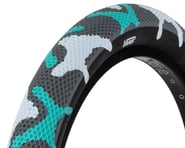 """Cult Vans Tire (Teal Camo/Black) (20"""") (2.4"""") 