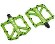 Deity Bladerunner Pedals (Green) | product-related