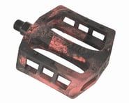 Demolition Trooper Plastic Pedals (Black/Red Swirl) (Pair) | product-also-purchased