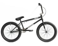 """Division Fortiz 20"""" BMX Bike (21"""" Toptube) (Crackle Silver) 