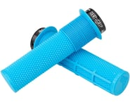 DMR Brendog Flanged DeathGrip (Blue) (Thick) (Pair) | product-related