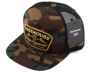Fasthouse Inc. Service Hat (Camo) | product-related