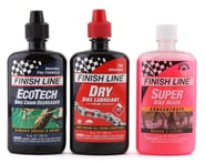Finish Line Bike Care Value Pack, Includes DRY Chain Lubricant, EcoTech Degrease | product-also-purchased