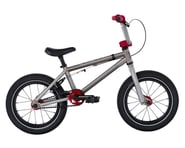 """Fit Bike Co 2021 Misfit 14"""" BMX Bike (14.25"""" Toptube) (Matte Clear) 