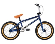 """Fit Bike Co 2021 Misfit 16"""" BMX Bike (16.25"""" Toptube) (Trans Navy Blue)   product-related"""