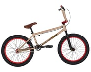 """Fit Bike Co 2021 Series One BMX Bike (LG) (20.75"""" Toptube) (Tan) 
