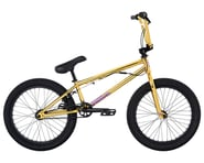 """Fit Bike Co 2021 PRK BMX Bike (XS) (20"""" Toptube) (Ed Gold) 