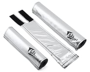 Flite BMX Padset (Chrome) | product-related