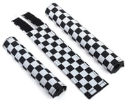 Flite Checkerboard BMX Padset (Black/White) | product-also-purchased