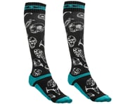 Fly Racing MX Pro Thin Socks (Teal/Black) | product-related