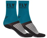 Fly Racing Factory Rider Socks (Blue/Black/Grey) | product-also-purchased