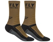 Fly Racing Factory Rider Socks (Khaki/Black/Grey) (S/M) | product-also-purchased