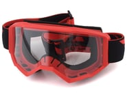 Fly Racing Focus Goggle (Red) (Clear Lens) | product-related