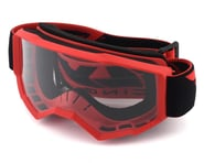 Fly Racing Focus Youth Goggle (Red) (Clear Lens) | product-related
