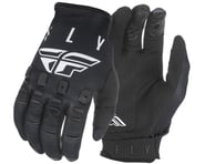 Fly Racing Kinetic K121 Gloves (Black/White) | product-related