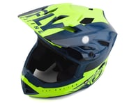 Fly Racing Youth Default Full Face Mountain Bike Helmet (Teal/Hi-Vis Yellow) | product-related
