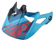 Fly Racing Werx Helmet Visor (Ultra) (Red/Blue/Black)   product-related