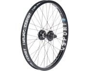 GSport Elite Freecoaster Wheel (LHD) (Black)   product-related