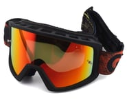 Giro Blok Mountain Goggles (Hyper Black/Red) (Amber Lens) | product-related