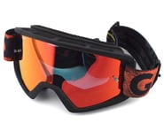 Giro Tazz Mountain Goggles (Black/Red Hyper) (Amber Lens) | product-related
