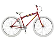 """GT 2021 Dyno Pro Compe Heritage 29"""" BMX Bike (23.5"""" Toptube) (Red) 